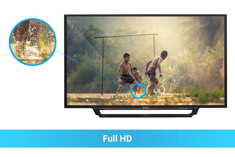 KDL-48W650D tivi full HD