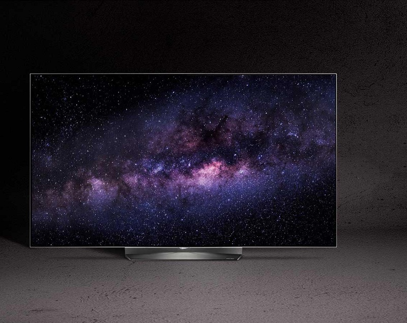 Smart Tivi OLED LG 4K 55 inch 55B6T Thiết kế sang trọng