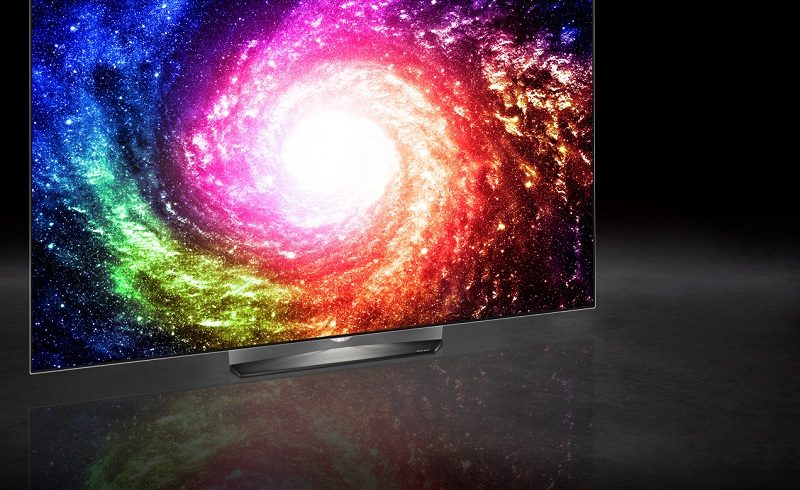 Smart Tivi OLED LG 4K 55 inch 55B6T màu sắc hoàn hảo