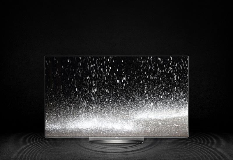 Smart Tivi OLED LG 4K 55 inch 55B6T Âm thanh tuyệt hảo