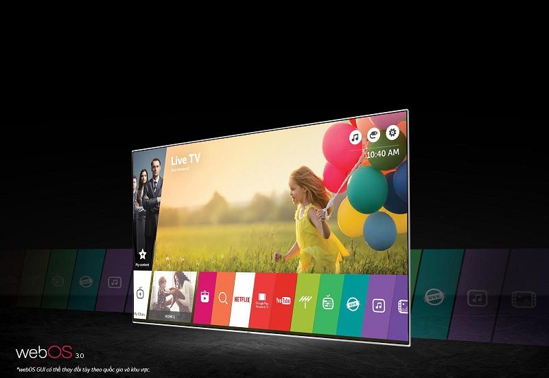 Smart Tivi OLED LG 4K 55 inch 55B6T web OS
