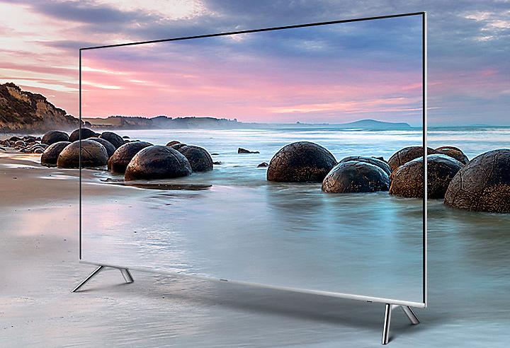 Smart Tivi 4K Samsung 75 inch 75MU7000 màu sắc chân thực