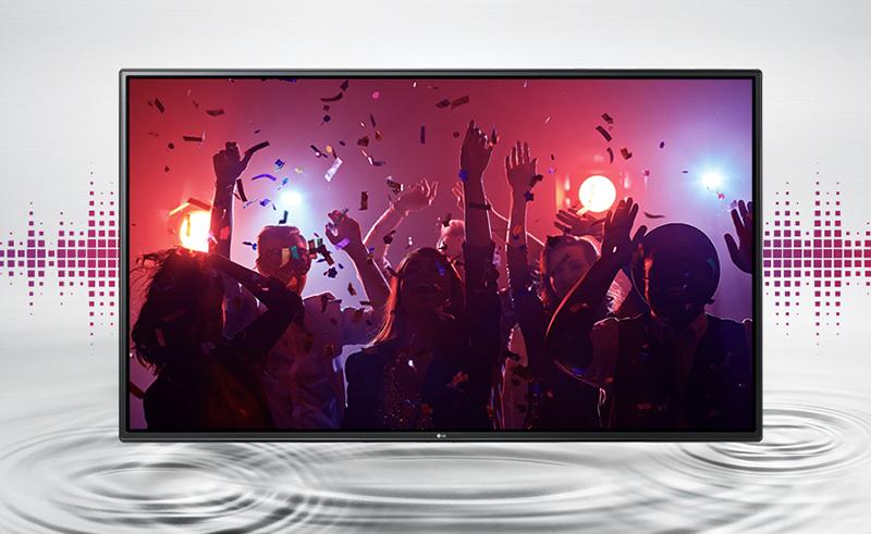 Smart Tivi LG 4K 43 inch 43UJ632T.Hệ thống âm thanh vòm