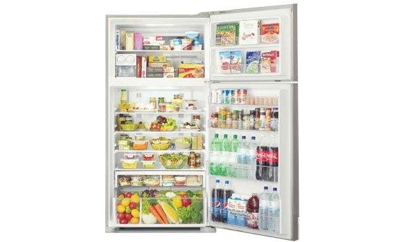 Tủ lạnh hitachi R-V720PG1 thiết kế độc đáo
