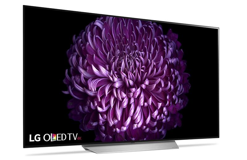 Smart Tivi OLED LG 55 inch 55C7T màn hình OLED hiện đại