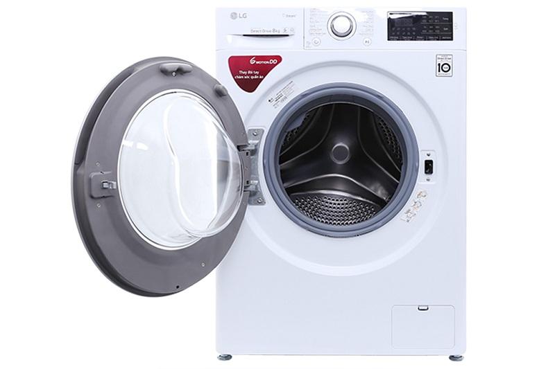 Máy giặt LG FC1408S4W1 thiết kế đẹp