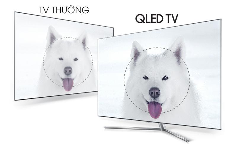 Smart Tivi QLED 65 inch 4K Samsung QA65Q7F hình ảnh chi tiết
