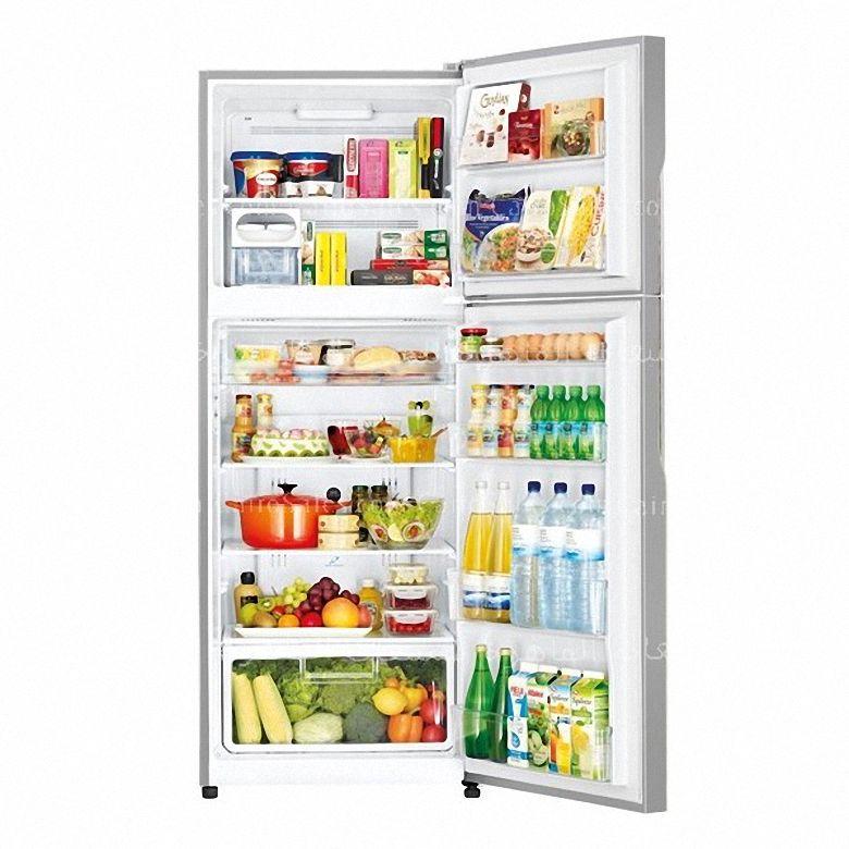 tủ lạnh R-V470PGV3D với khay kệ linh hoạt