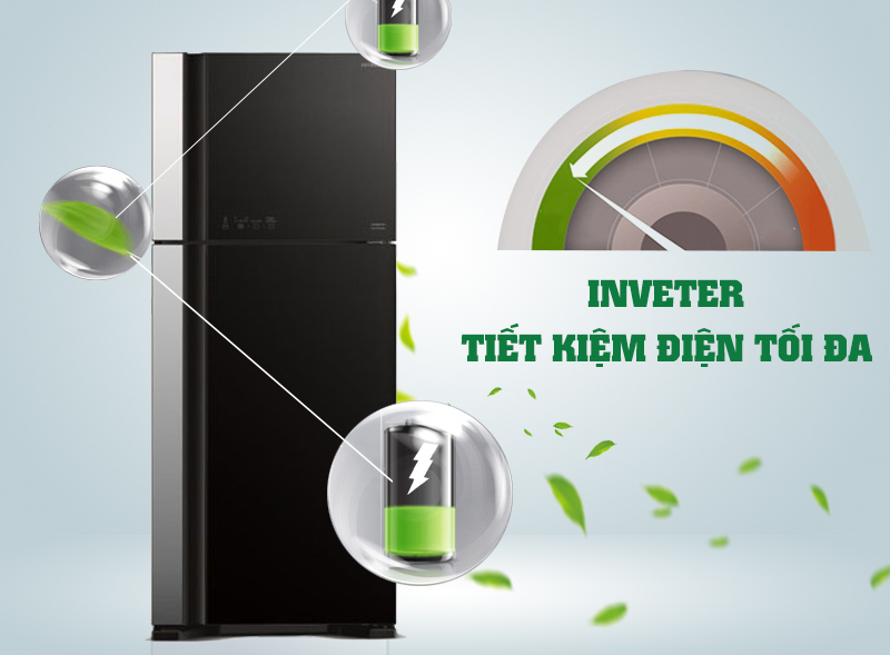 Inverter tiết kiệm điện trênR-VG540PGV3