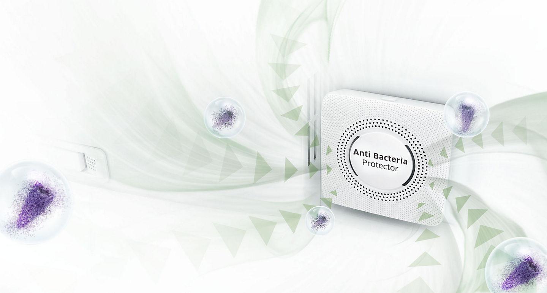 Tủ lạnh Samsung Inverter 362 lít Twin Cooling Plus RT35K5982 DX Làm lạnh nhanh