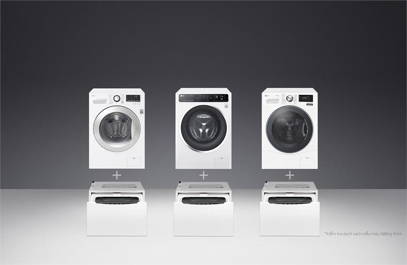 Máy giặt LG Inverter 10.5 kg FG1405S3W tương thích cao
