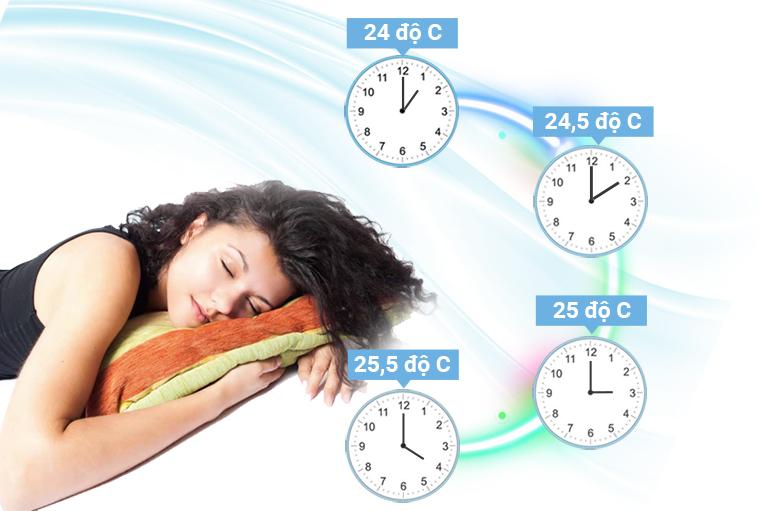 điều chỉnh giấc ngủ