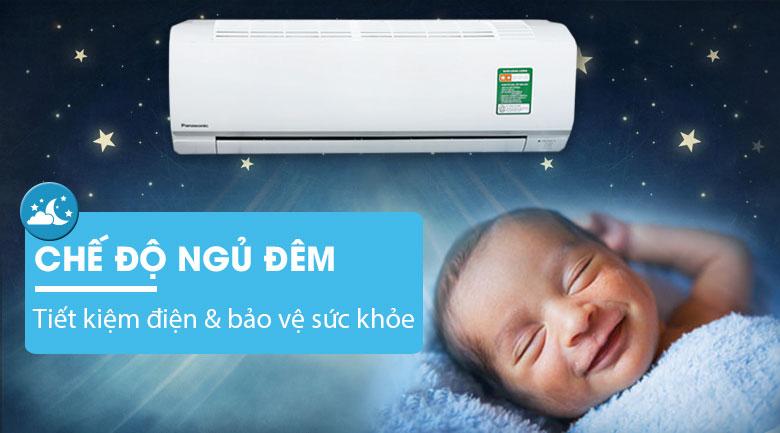 Bảo vệ sức khỏe và tiết kiệm điện cho cả gia đình với chế độ ngủ ban đêm