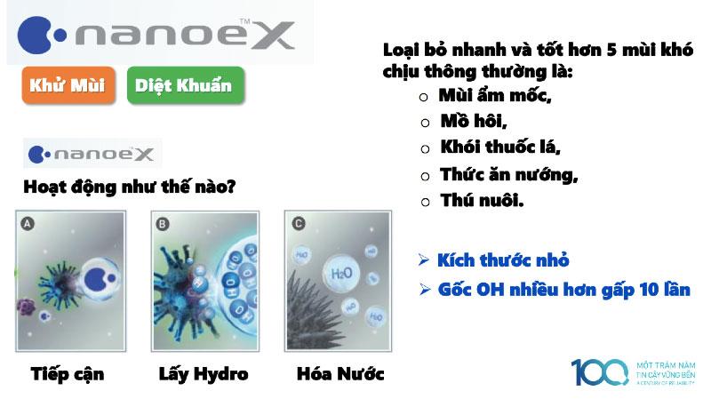 Kháng khuẩn khử mùi trên CU/CS-VU12UKH-8