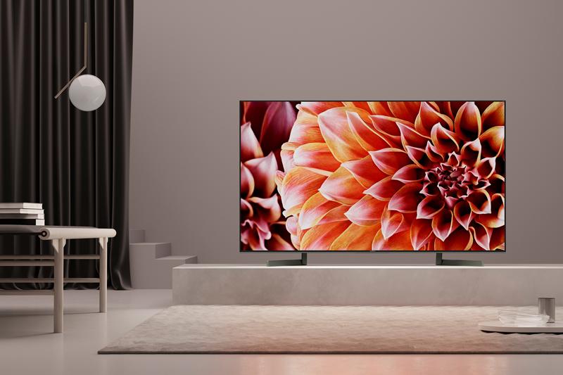 Tivi KD-49X9000F thiết kế sang trọng đẳng cấp