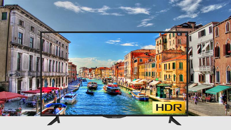 Smart Tivi Samsung 4K 75 inch UA75NU7100 Công nghệ HDR