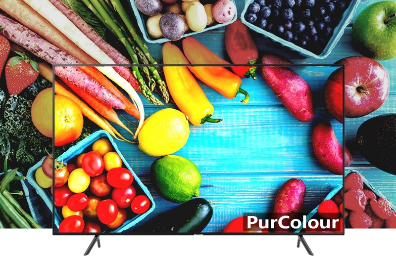 Smart Tivi Samsung 4K 75 inch UA75NU7100 PurColour