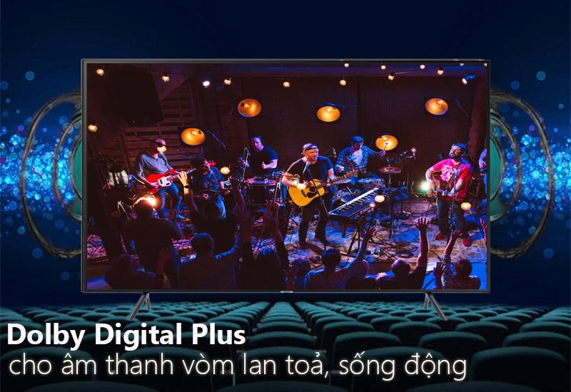 Smart Tivi Samsung 4K 75 inch UA75NU7100 Digital Plus