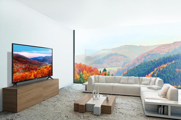 Tivi LG 43 Inch Full HD 43LK5000 Thiết kế đẹp mắt