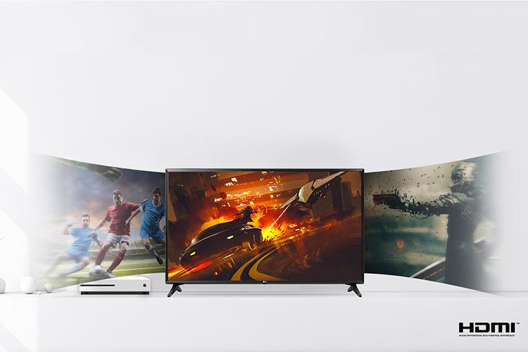 Tivi LG 43 Inch Full HD 43LK5000 kết nối đa dạng