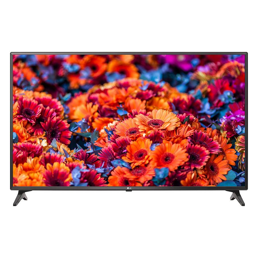 Smart Tivi LG 43 inch Full HD 43LV640S Thiết kế tinh tế