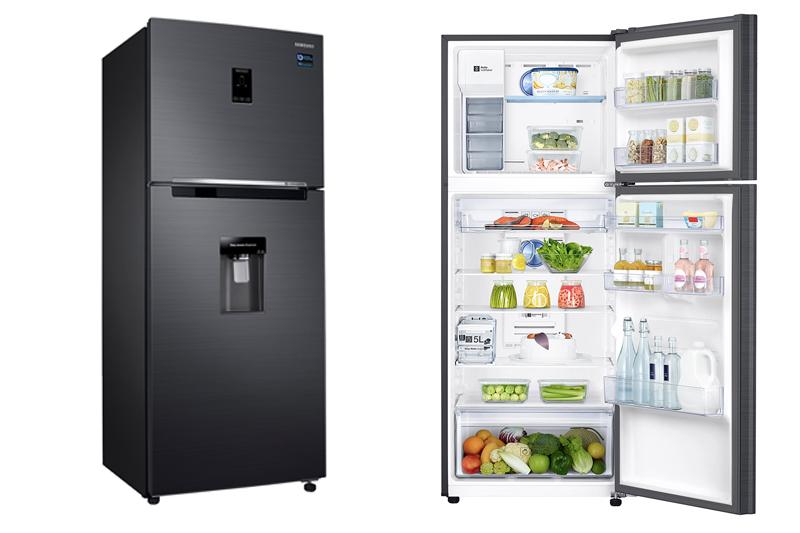 Tủ lạnh Samsung 360 lít Inverter RT35K5982BS/SV thiết kế hiện đại