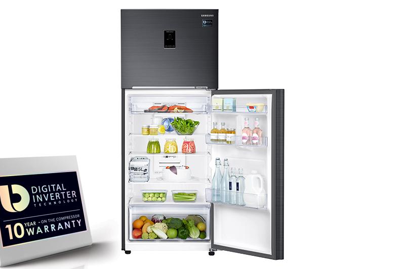 Tủ lạnh Samsung 360 lít Inverter RT35K5982BS/SV Công nghệ Digital inventer