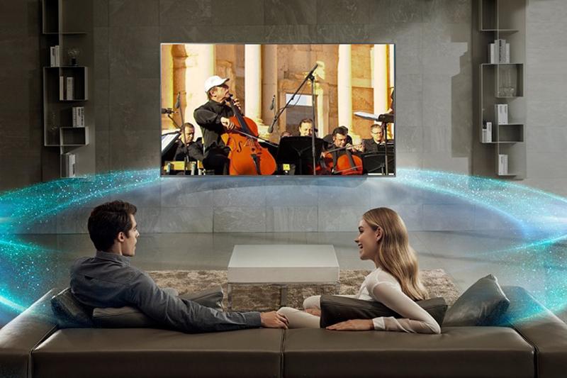 Smart Tivi LG 4K 55 inch 55UK6540PTD Công nghệ âm thanh vòm