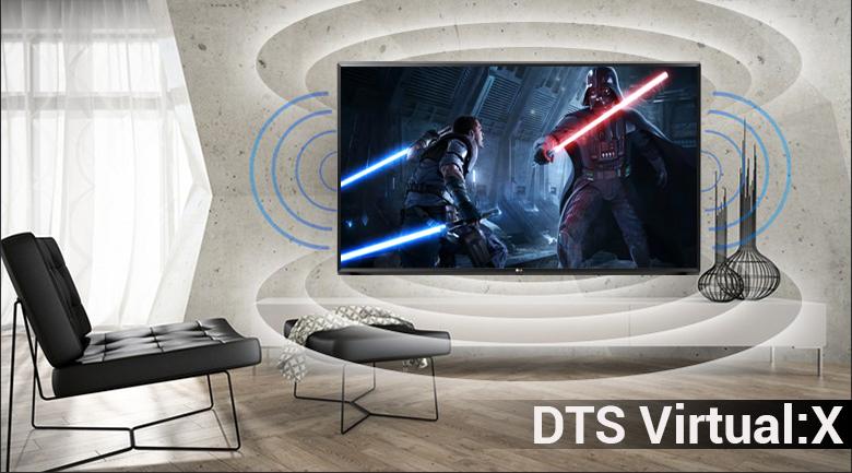 Smart Tivi LG 43 inch 43LK5700PTA Công nghệ digital Virtual