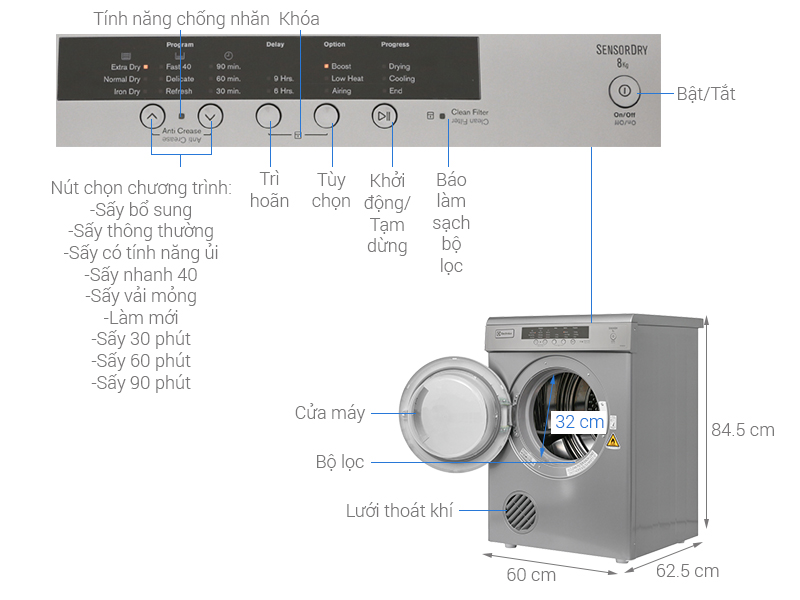 may-say-quan-ao-electrolux-8-kg-edv8052s-9