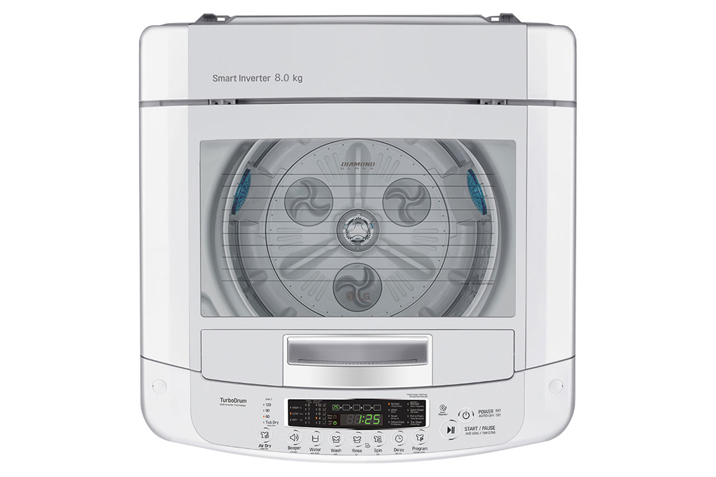 Máy giặt LG 8 kg T2108VSPW inverter