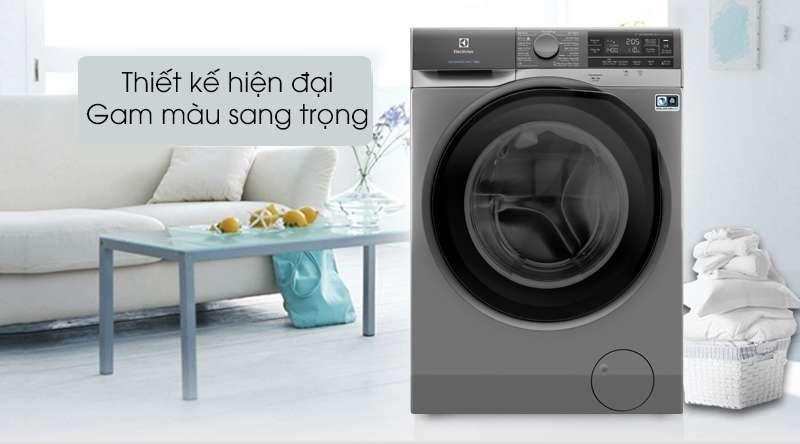 Máy giặt Electrolux Inverter 11 kg EWF1141AESA - thiết kế hiện đại, gam màu sang trọng