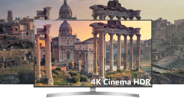 4K Cinema HDR