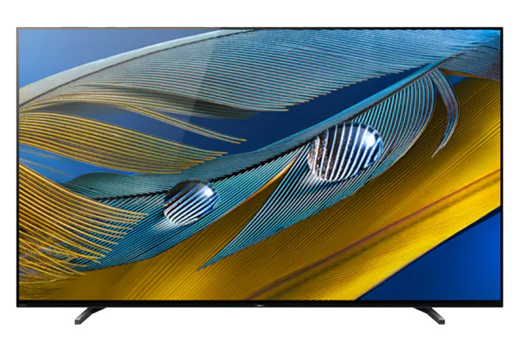 Oled Tivi 4k Sony 55 Inch 55a80j Android Tv Bzo54C